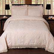 Cottage Collection Antique Tulipa Bedspread - Queen