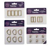 Crafter's Companion Brasstone Threaders Hardware