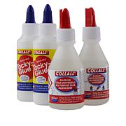 Crafter's Companion Collal Variety Glue 4-pack
