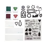 Crafter's Companion Diamond Press Holiday Set
