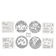 Crafter's Companion Pop-Out Scene Stamp and Die Set