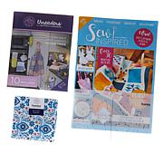 Crafter's Companion Sew Inspired Idea Magazine