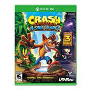 """Crash N. Sane Trilogy"" Game for Xbox One"