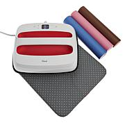 """Cricut 12"""" x 10"""" EasyPress™ 2 with Decorative Mat & Infusible Ink"""