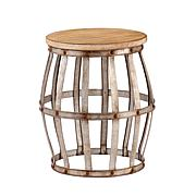 Crowley Hollow Bow-Legged Accent Table
