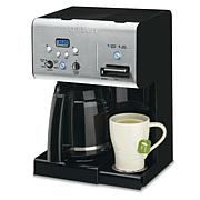 Cuisinart 12-Cup Coffeemaker with Hot Water System