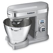 Cuisinart 5.5-Quart Stand Mixer - Brushed Chrome