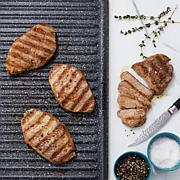 Curtis Stone 20-pack 6 oz. Elite Pork Ribeye Steaks