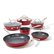Curtis Stone Dura-Pan Nonstick 10pc Chef's Cookware Set