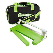 CutterPillar Crop Portable Paper Trimmer with LED Light and Bag