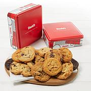 David's Cookies (2) 12-count Assorted Cookie Tins - Receive by Easter