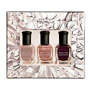 "Deborah Lippmann Gel Lab Pro ""Color on Glass"" 3pc Set"