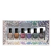 Deborah Lippmann Liquid Metal Gel Lab Pro 6-piece Set