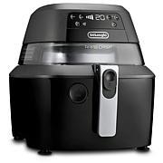 De'Longhi Rapid Crisp 5-Quart Digital Air Fryer in Black