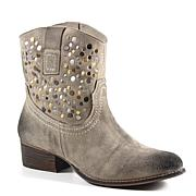 Diba True Flying Solo Leather Cowboy Boot