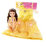 Disney Princess Belle Doll w/Matching Dress
