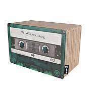 District 70 Mix Tape Cardboard Cat Scratcher