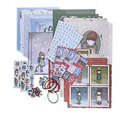 Docrafts Gorjuss Paper Crafting Christmas Kit