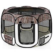 Doggie Dorm Portable Pet Playpen - Medium