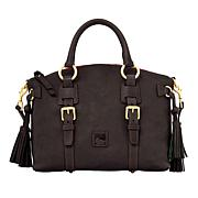 Dooney & Bourke Florentine Bristal Leather Satchel