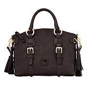 Dooney & Bourke Florentine Leather Bristal Satchel