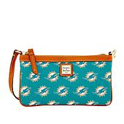 Dooney & Bourke NFL Large Slim Wristlet