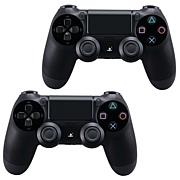 DualShock 4 Wireless Controller for PlayStation 2-pack