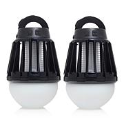 EZ Zap 2-pack Portable Lantern & Insect Killer