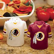 Gameday Ceramic Salt and Pepper Shakers - Redskins