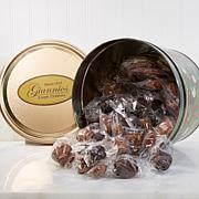 Giannios 5.5 lbs. Assorted Chocolates in Christmas Bouquet Tin