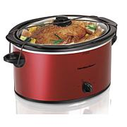 Hamilton Beach® 5 Quart Portable Slow Cooker