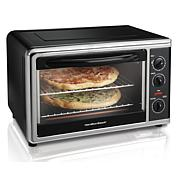 Hamilton Beach Countertop Oven with Rotisserie