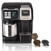 Hamilton Beach FlexBrew 2-Way Thermal Single-Serve Coffee Maker
