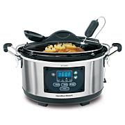 Hamilton Beach® Set & Forget 6 qt. Programmable Slow Cooker