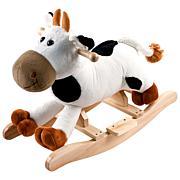 Happy Trails Connie the Plush Rocking Cow