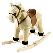Happy Trails Rocking Lil Henry the Horse