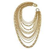 "Heidi Daus ""Supply Chain"" Multi-Strand Necklace"