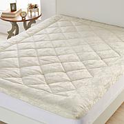 Highgate Manor Woven Jacquard Mattress Pad