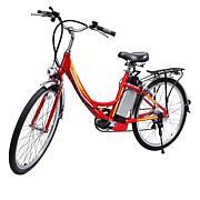 iDeaPLAY 26 Electric Cruiser Bike
