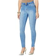 IMAN Global Chic Choice of 360 Slim Skinny or Bootcut Jean