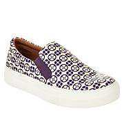 IMAN Global Chic Logo Print Slip-On Sneaker