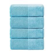 Incanto Turkish Cotton 4-piece Bath Towel Set