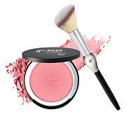IT Cosmetics Bye Bye Pores Poreless Blush w/Brush Je Ne Sais Quoi