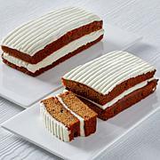 Jane Parker (2) 18 oz. Spanish Bar Spice Cakes