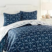 Jeffrey Banks Anchors & Rope 3-piece Quilt Set