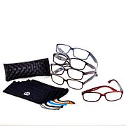 JOY 11-piece Men's SHADES Readers Collection