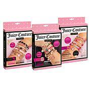 Juicy Couture DIY Bracelet and Charm Kit Bundle