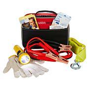 Justin Case Auto Safety Roadside Assistance Kit