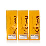 Kahwa Coffee Mistral Blend Whole Bean 3-pack AS