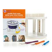 KB Double Knit Loom with Hook